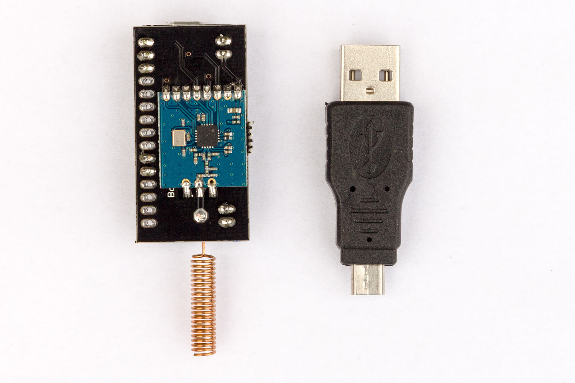 nanocul stick bausatz usb adapter cc1101 433mhz transceiver cul ccu2 fhem smarthome. Black Bedroom Furniture Sets. Home Design Ideas